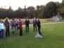 Bezoek Herinneringskamp Westerbork (19 september 2012)